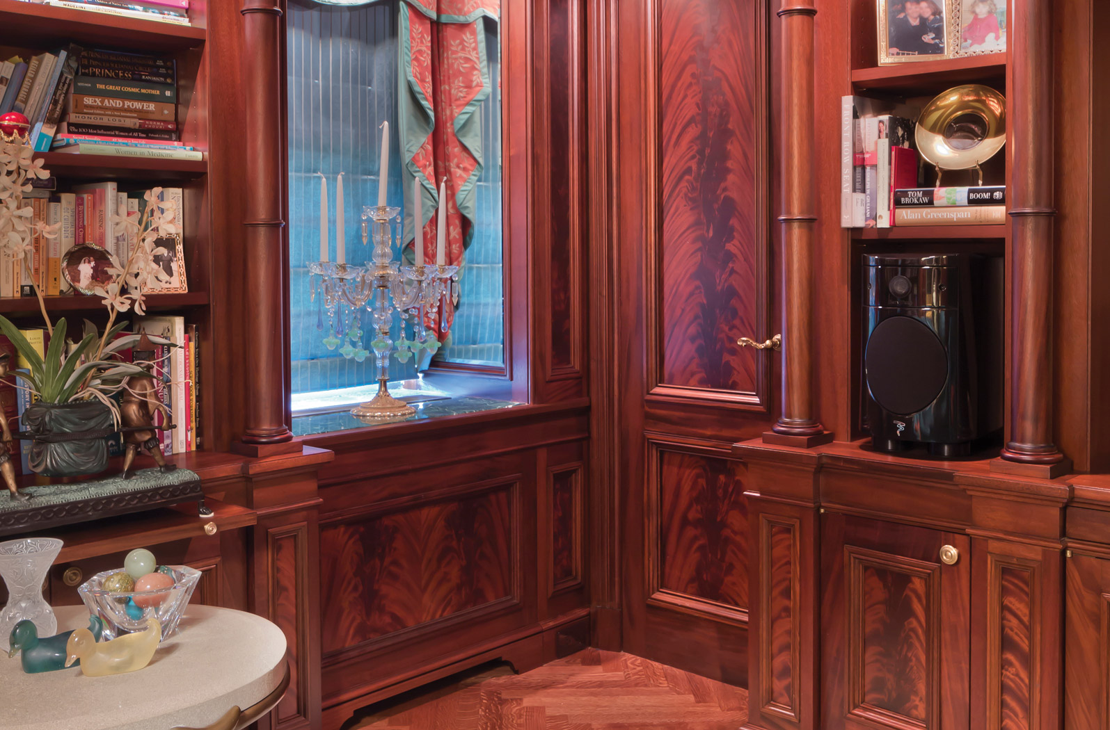 professional custom millwork in NY